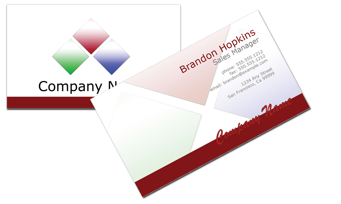 Free Business Cards And Templates Page 5 Download Free Business